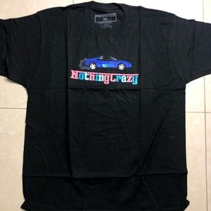 Pink dolphin nothing crazy shirt size XL